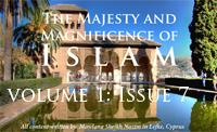 Saltanat Magazine The Official Naqshibandi Newspaper