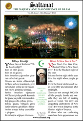 Saltanat Magazine What Is New Year's Eve?