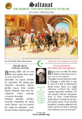 Saltanat Magazine Curious Events in The Mirror of Contemplation