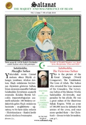Saltanat Magazine Salahuddin, The Victorious Sultan