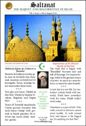 Saltanat Magazine Inspirations of the Blessed Month of Sha´ban
