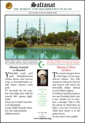 Saltanat Magazine Majesty & Glory of Islam
