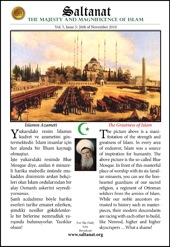 Saltanat Magazine The Greatness of Islam