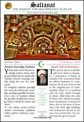 Saltanat Magazine Islam's Gift to Humanity