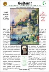 Saltanat Magazine The Sultan's Military School of Kuleli