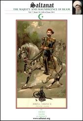 Saltanat Magazine Sultan Abdul Hamid II
