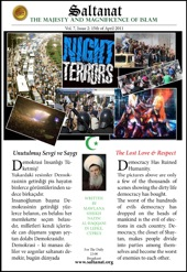 Saltanat Magazine The Lost Love & Respect