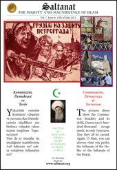 Saltanat Magazine Communism, Democracy & Terrorism