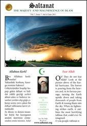 Saltanat Magazine Fear Allah