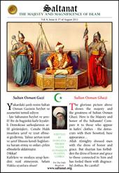 Saltanat Magazine Sultan Osman Ghazi