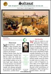 Saltanat Magazine Spirituality