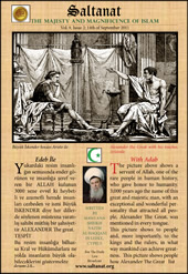Saltanat Magazine With Adab