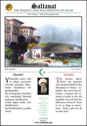 Saltanat Magazine Islambol